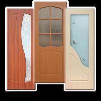 Двери «Стандарт» (ПВХ)