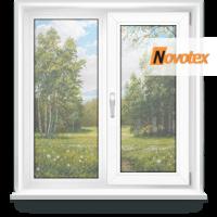 Дачные окна «Novotex»